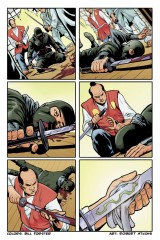Comic Colorist Bill Forster