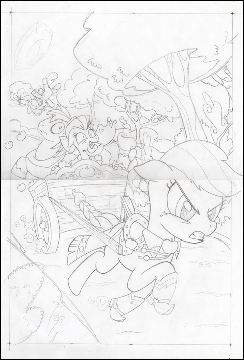 87 The Sweet Apple Acres Family Coloring Pages