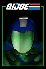 G.I.Joe Cobra Commander by Comic Artist Bill Forster Field Manual