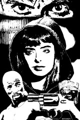 Guns, Booze and Jessica Jones! Marvel Comics Bill Forster